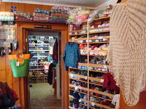 Knitting Shops